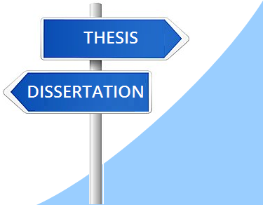 thesis vs research question